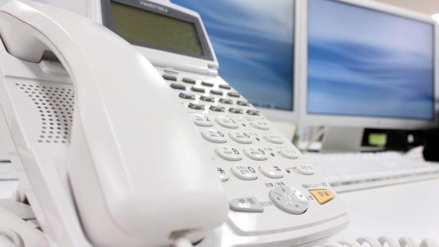 NTT西日本の電話機