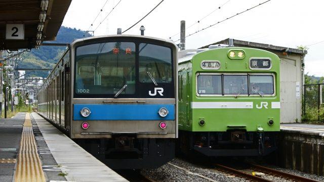 JR西日本の列車